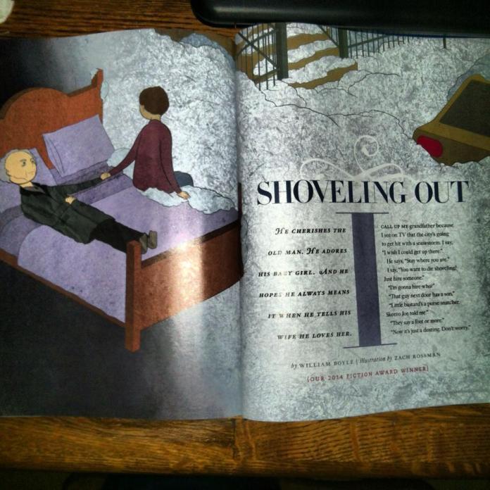 ShovelingOut
