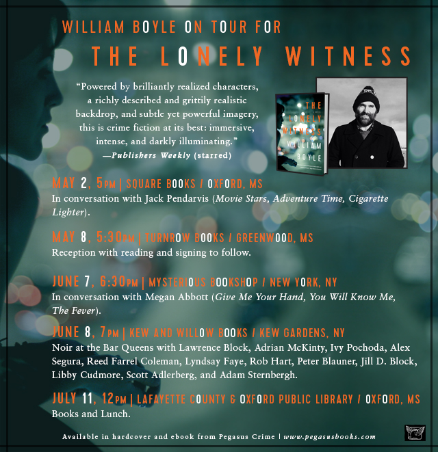 TheLonelyWitness_event poster
